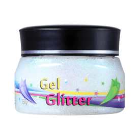 Gel-Glitter-ColorMake-Perola-150g