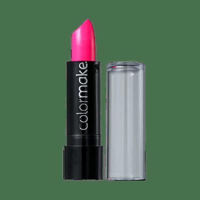 Batom-ColorMake-Fluorescente-Pink