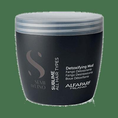 Mascara-Alfaparf-Semi-Di-Lino-Sublime-Detoxifying-500g-8022297018225