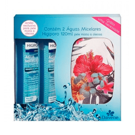 Kit-Agua-Micelar-Higiporo-130ml---Necessaire