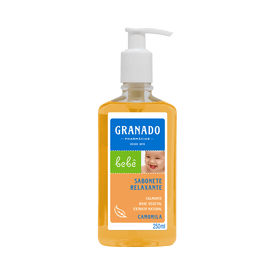 Sabonete-Liquido-Granado-Bebe-Glicerina-Camomila-250ml-7896512941923