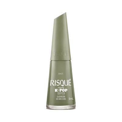 Esmalte-Risque-K-Pop-Love-Guerreira-do-Arco-Iris