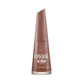 Esmalte-Risque-K-Pop-Love-Nude-Power