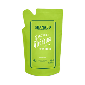 Sabonete-Liquido-Granado-Refil-Erva-Doce-300ml-7896512947376