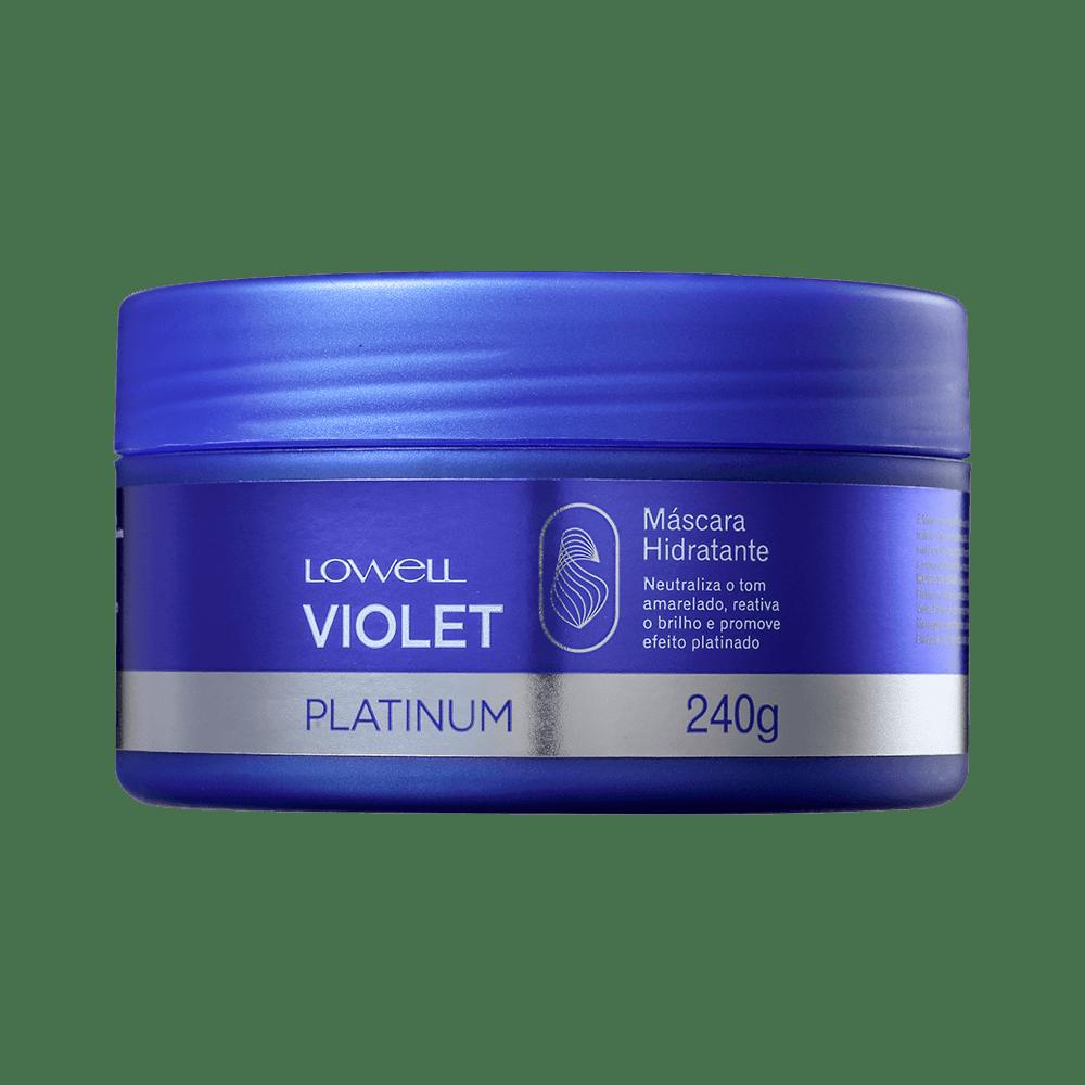 Mascara-Matizadora-Lowell-Violet-Platinum-240g