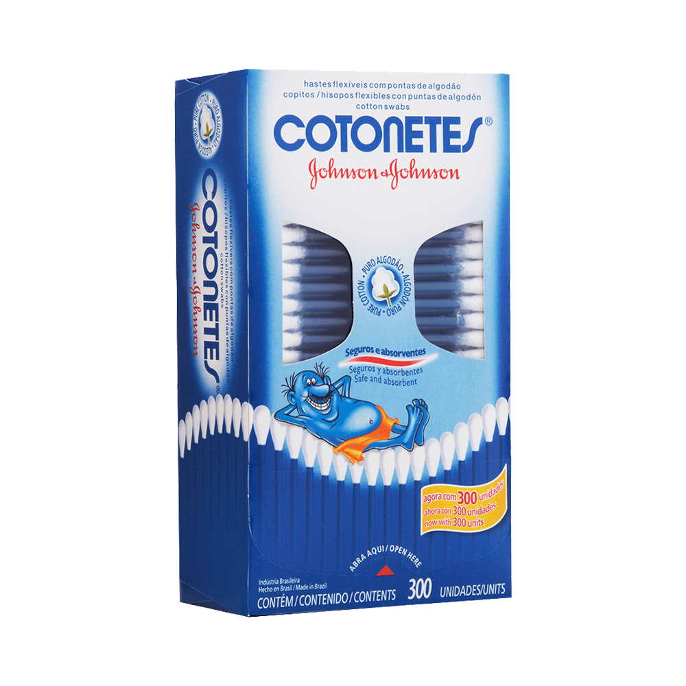 Haste-Flexivel-Cotonetes-Johnson---Johnson-Com--300-Unidades-7891010047764