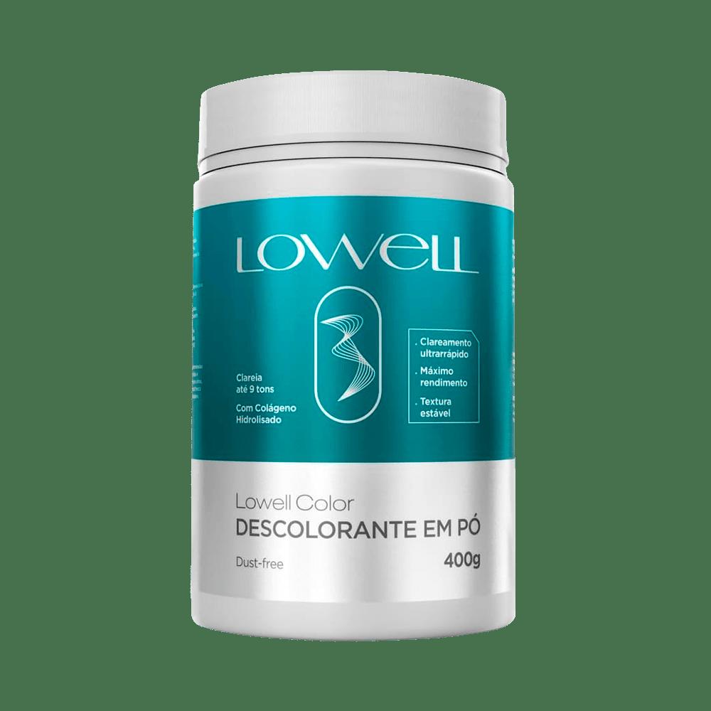 Descolorante-Lowell-Dust-Free-400g