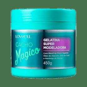 Gelatina-Super-Modeladora-Lowell-Cacho-Magico-450g