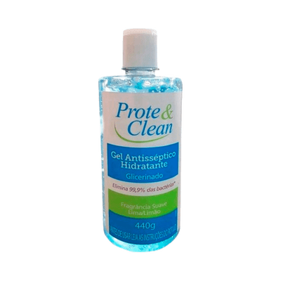 Alcool-Gel-Antisseptico-Prote-e-Clean-440g