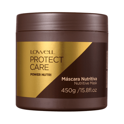 Mascara-Nutritiva-Lowell-Protect-Care-Power-Nutri-450g