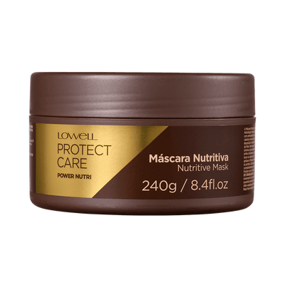 Mascara-Lowell-Protect-Care-Power-Nutri-240g