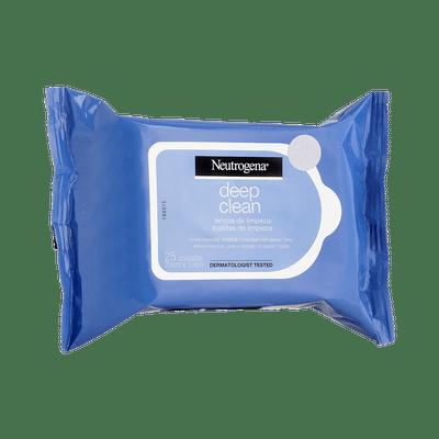 Lenco-de-Limpeza-Facial-e-Demaquilante-Neutrogena-Deep-Clean-Com--25-un-7891010566722