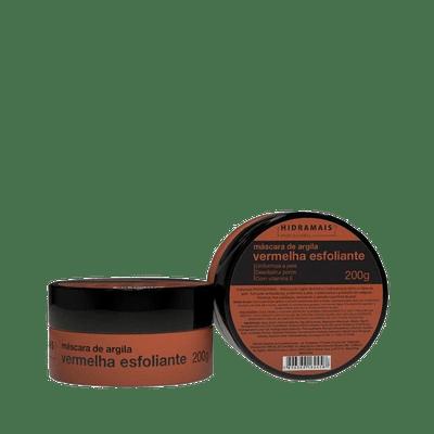Mascara-de-Argila-Vermelha-Hidramais-Esfoliante-200G