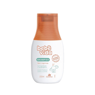 Shampoo-Davene-Bebe-Vida-200ml