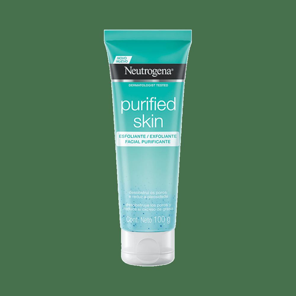 Esfoliante-Facial-Purified-Skin-Neutrogena-100g-7891010245191