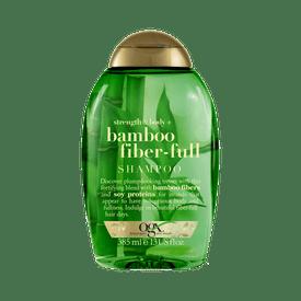 Shampoo-OGX-Bamboo-Fiber-385ml-7891010247034