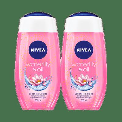 Kit-Nivea-Sabonete-Liquido-Banho-Oil-W.lily-2-unidades
