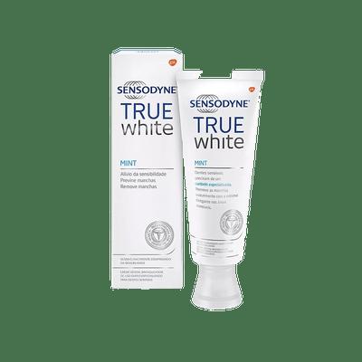 Creme-Dental-Sensodyne-True-White-100g