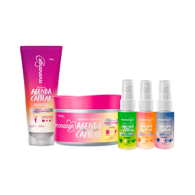 Kit-Monange-Shampoo---Tratamento---3-Finalizadores-Agenda-Capilar