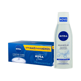 Kit-Nivea-6-Sabonetes-Creme-Care---Agua-Micellair200ml