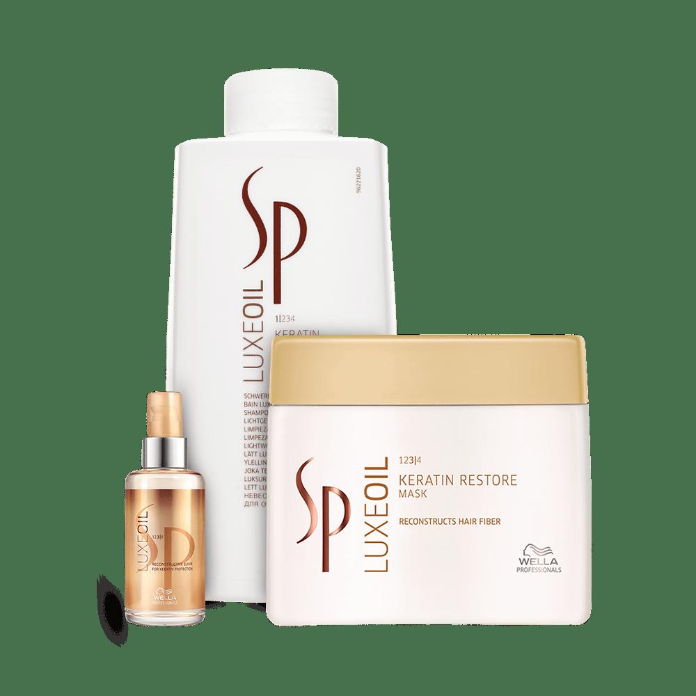 Kit-Wella-SP-Shampoo---Condicioandor-1000ml---Mascara-400g---Elixir-Luxe-Oil-100ml