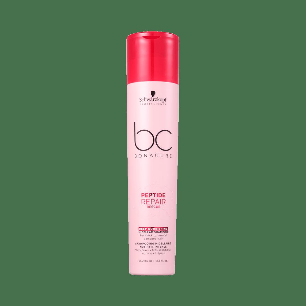 Shampoo-Bc-Bonacure-Micellar-Peptide-Repair-Rescue-Deep-Nourish-250ml