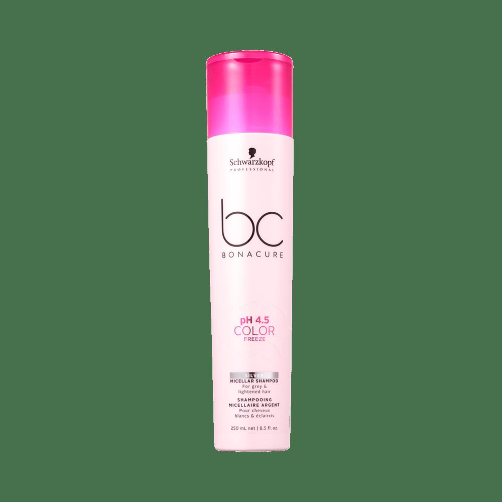 Shampoo-Bc-Bonacure-Micellar-pH-4.5-Color-Freeze-Silver-250ml