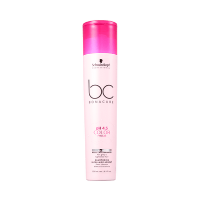 Shampoo-Bc-Bonacure-Micellar-pH-4.5-Color-Freeze-Silver-250ml