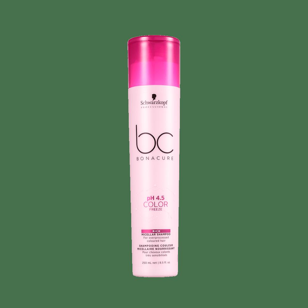 Shampoo-Bc-Bonacure-Micellar-pH-4.5-Color-Freeze-Rich-250ml