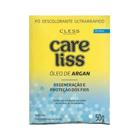 Po-Descolorante-Care-Liss-Oleo-de-Argan-50g-7896046704803