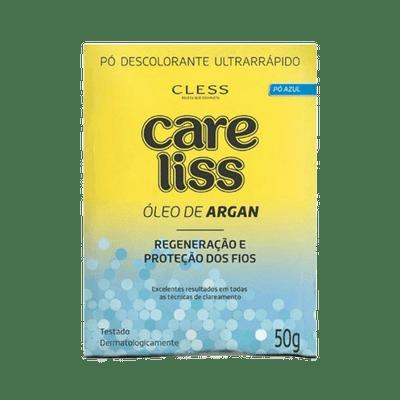 Po-Descolorante-Care-Liss-Oleo-de-Argan-50g-7896046704803