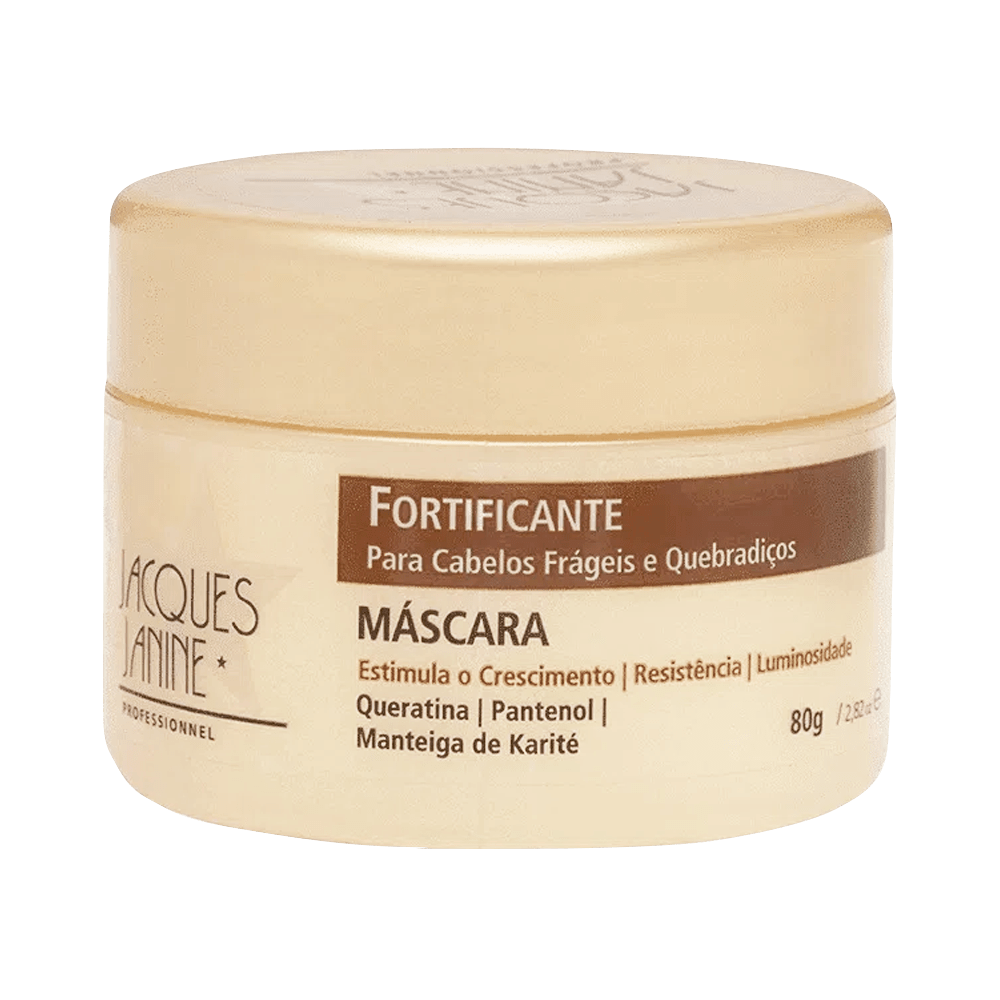 Mascara-Jacques-Janine-Fortificante-80g