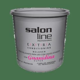 Creme-Relaxer-Salon-Line-Guanidina-Extra-215g-7898623956087