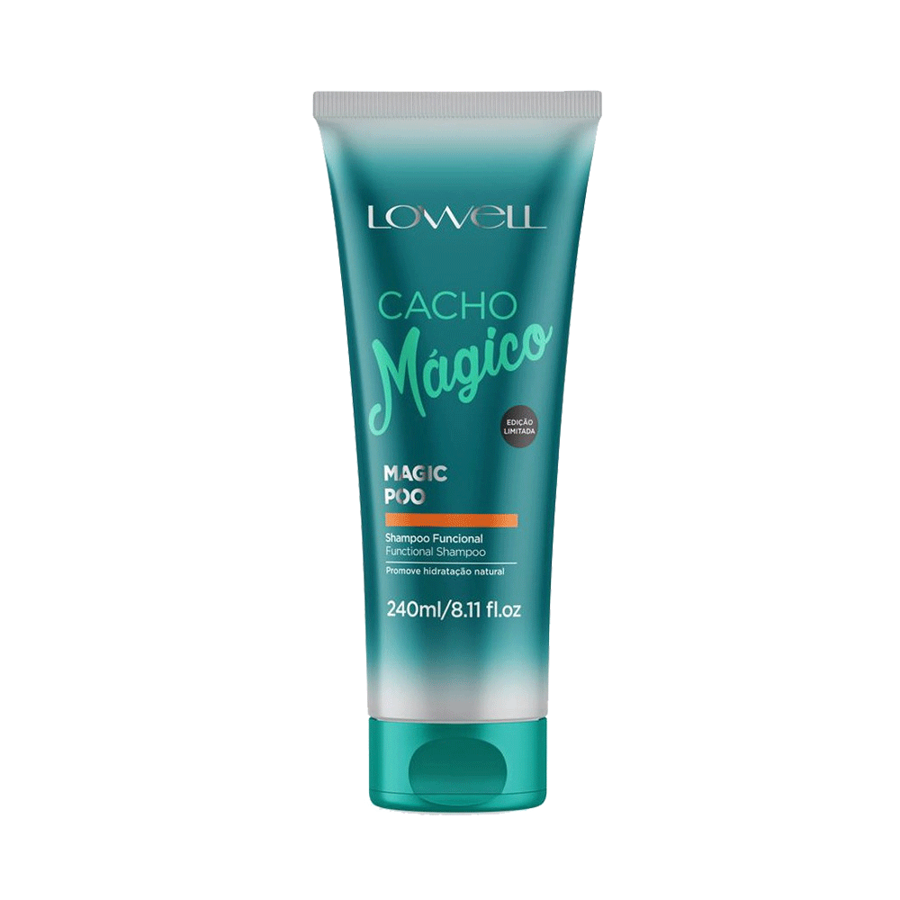 Shampoo-Lowell-Cacho-Magico-Magic-Poo-240ml