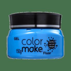 Tinta-em-Gel-ColorMake-Fluor-Azul-150g-7898945390347