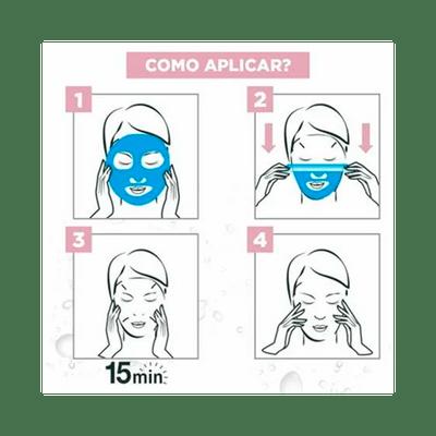 Mascara-Facial-Garnier-Tecido-Hidra-Bomb-Camomila-3