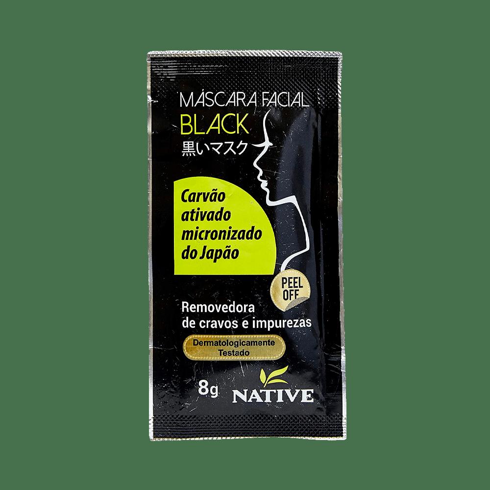 Mascara-Removedora-de-Cravos-Native-Black