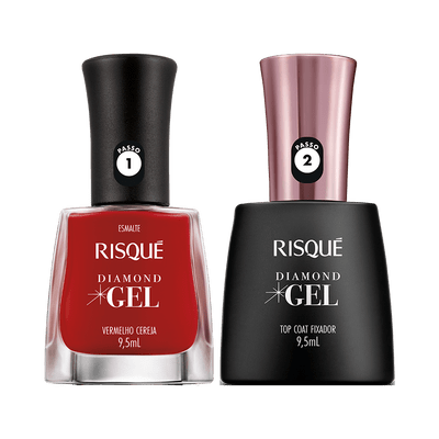 Kit-Risque-Esmalte-Diamond-Gel-Vermelho-Cereja---Top-Coat-9900000040314