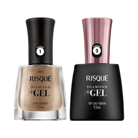 Kit-Risque-Esmalte-Diamond-Gel-Cetim-Dourado---Top-Coat-9900000040352