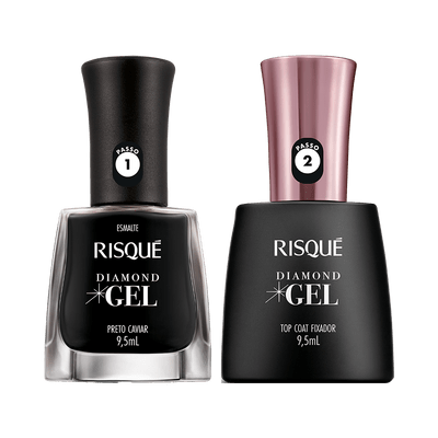 Kit-Risque-Esmalte-Diamond-Gel-Preto-Caviar---Top-Coat-9900000040307