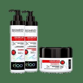 Kit-Eico-Color-Life-Shampoo-Condicionador-280ml-Creme-de-Tratamento-240g-com-30--de-Desconto
