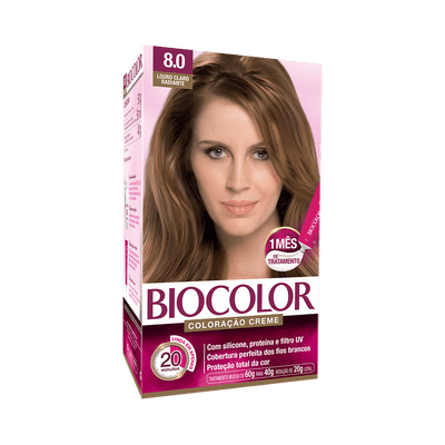 Coloracao-Biocolor-Kit-Creme-8.0-Louro-Claro-7891182993258