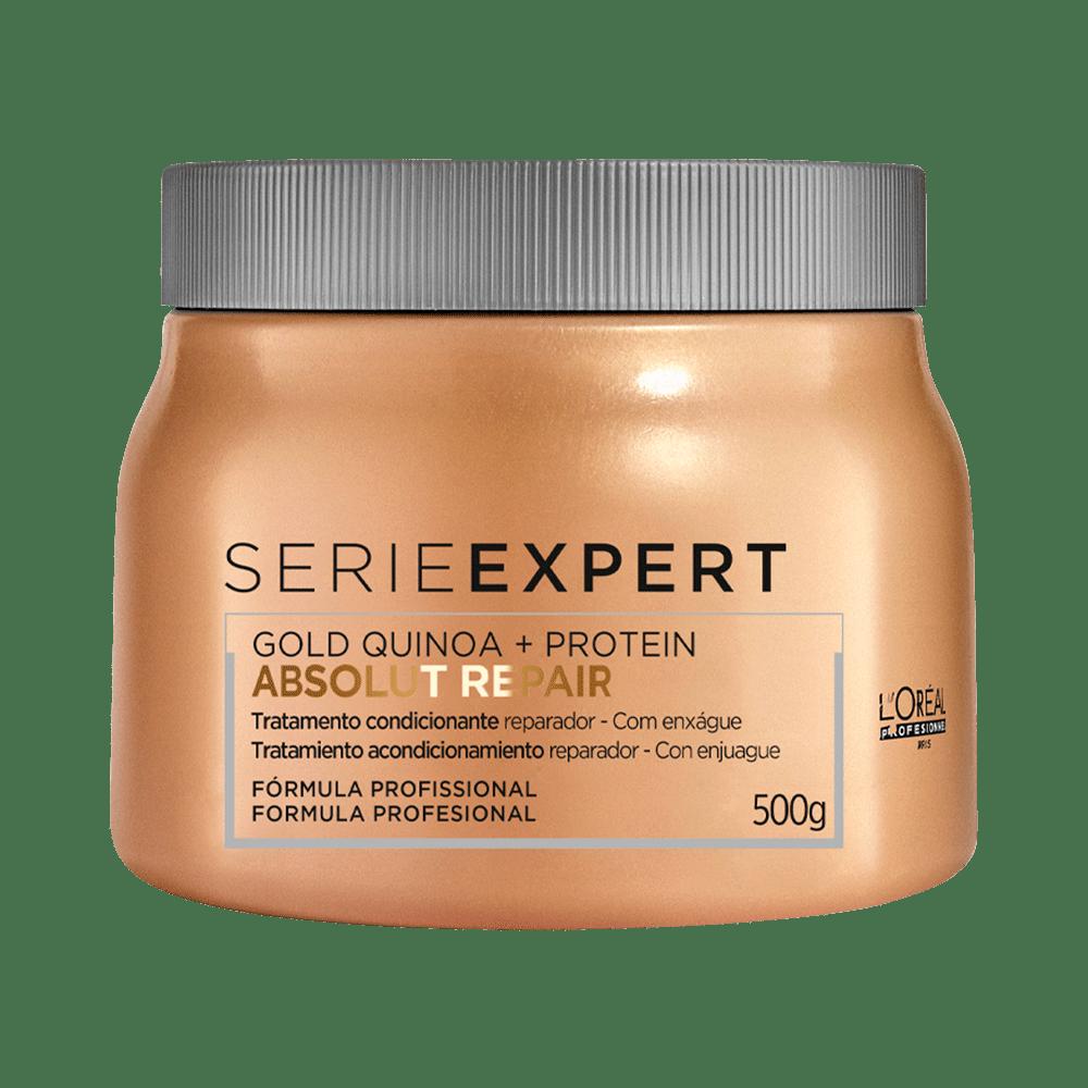 Mascara-Serie-Expert-Absolut-Repair-Gold-Quinoa---Protein-500g