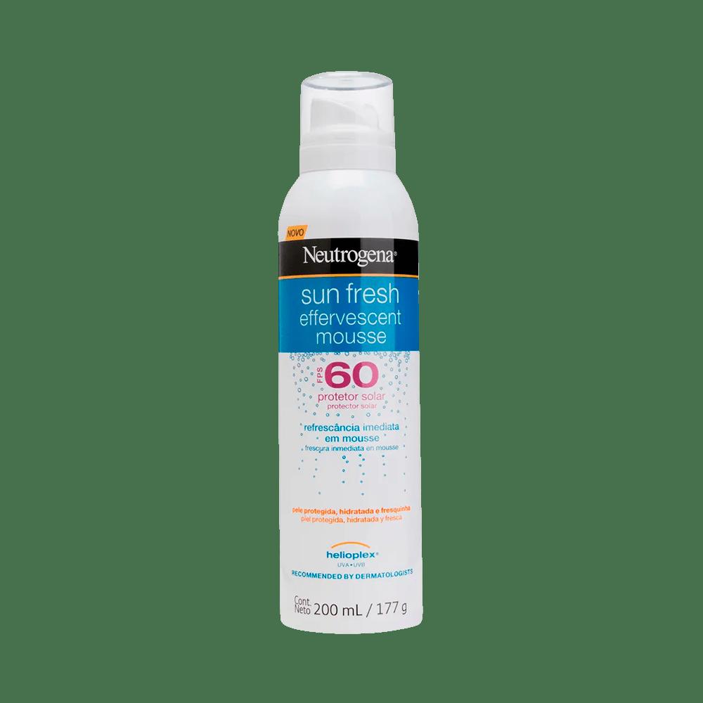 Protetor-Solar-Neutrogena-Sun-Mousse-FPS60-200ml