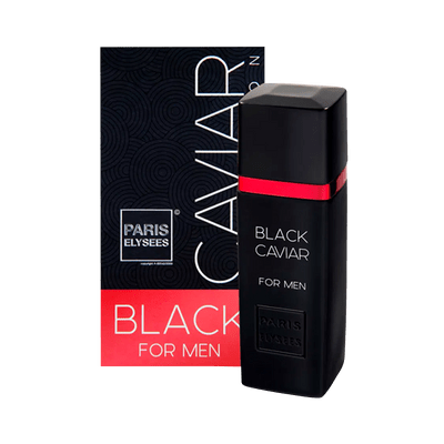 Perfume-Black-For-Men-Caviar-Collection-100-Ml---Paris-Elysees
