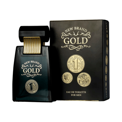 Perfume-Masculino-New-Brand-Eau-de-Toilette-Gold-for-Men-100ml-3
