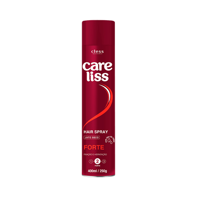 Hair-Spray-Cless-Care-Liss-Forte-400ml