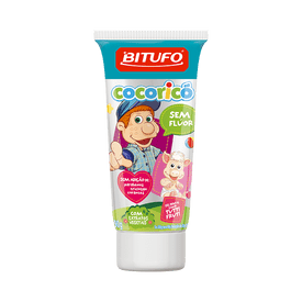 Gel-Dental-Bitufo-Cocorico-Tutti-Frutti-Sem-Fluor-90g-7897144661296