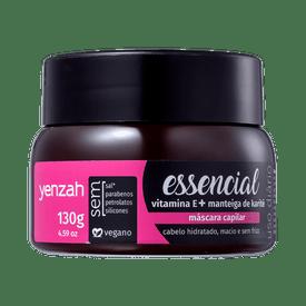 Mascara-de-Tratamento-Yenzah-Essencial-130g