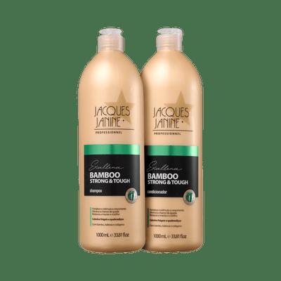 Kit-Jacques-Janine-Profissional-Bamboo-Shampoo-1000ml---Condicionador-1000ml